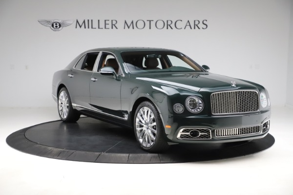 New 2020 Bentley Mulsanne for sale $384,865 at Bentley Greenwich in Greenwich CT 06830 11