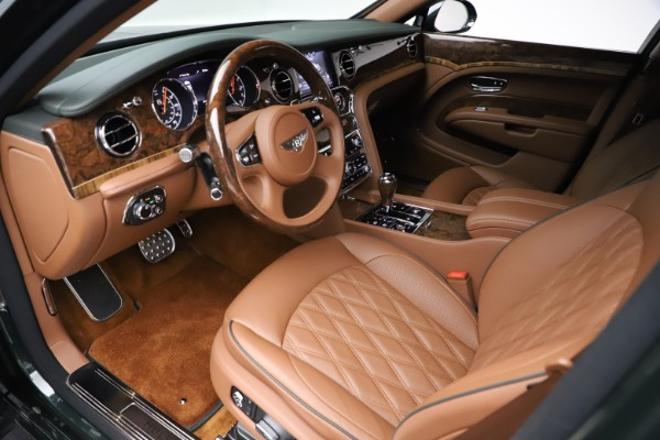 New 2020 Bentley Mulsanne for sale $384,865 at Bentley Greenwich in Greenwich CT 06830 18