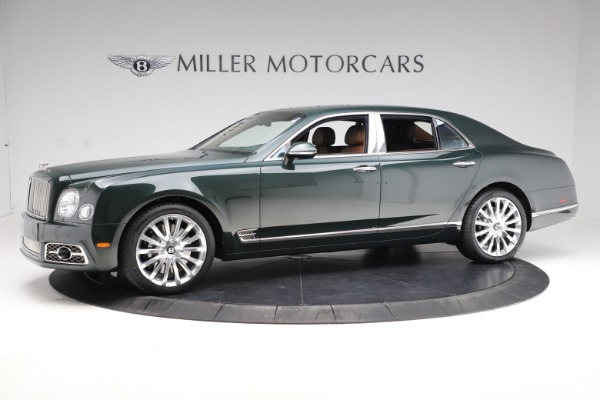 New 2020 Bentley Mulsanne V8 for sale $381,665 at Bentley Greenwich in Greenwich CT 06830 2