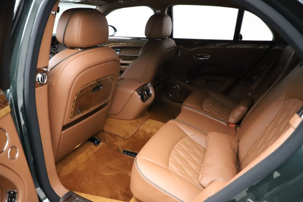 New 2020 Bentley Mulsanne for sale $384,865 at Bentley Greenwich in Greenwich CT 06830 22