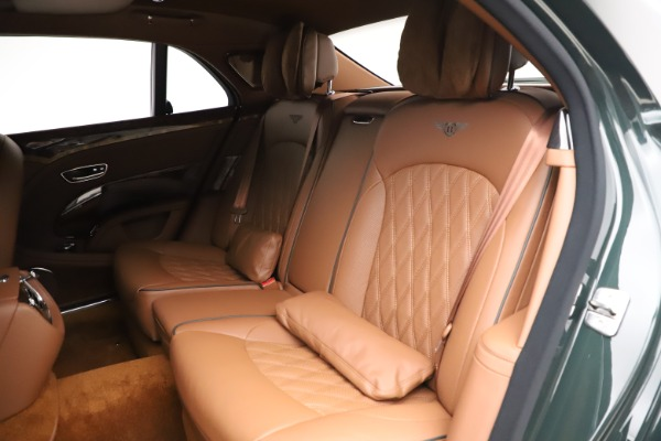 New 2020 Bentley Mulsanne for sale $384,865 at Bentley Greenwich in Greenwich CT 06830 23
