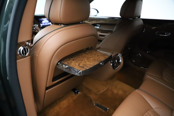 New 2020 Bentley Mulsanne for sale $384,865 at Bentley Greenwich in Greenwich CT 06830 24