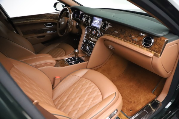 New 2020 Bentley Mulsanne for sale $384,865 at Bentley Greenwich in Greenwich CT 06830 27