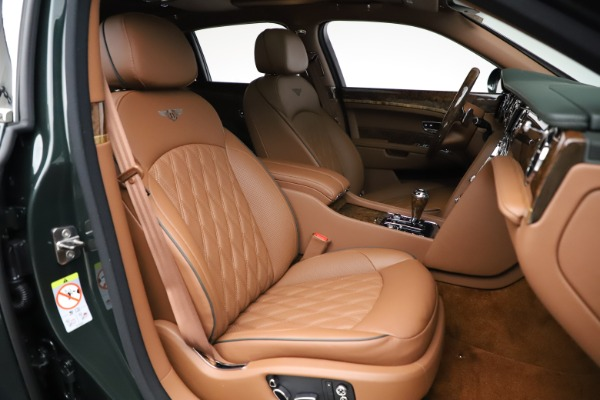 New 2020 Bentley Mulsanne for sale $384,865 at Bentley Greenwich in Greenwich CT 06830 28