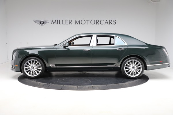 New 2020 Bentley Mulsanne V8 for sale $381,665 at Bentley Greenwich in Greenwich CT 06830 3