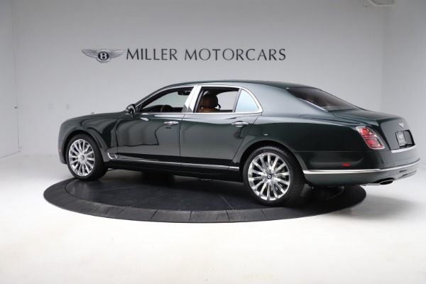 New 2020 Bentley Mulsanne V8 for sale $381,665 at Bentley Greenwich in Greenwich CT 06830 4