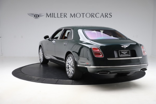 New 2020 Bentley Mulsanne V8 for sale $381,665 at Bentley Greenwich in Greenwich CT 06830 5