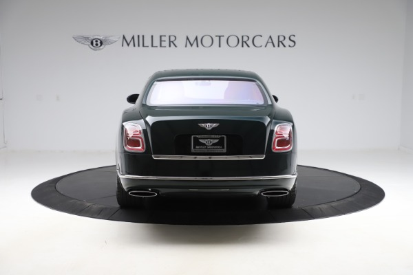 New 2020 Bentley Mulsanne V8 for sale $381,665 at Bentley Greenwich in Greenwich CT 06830 6