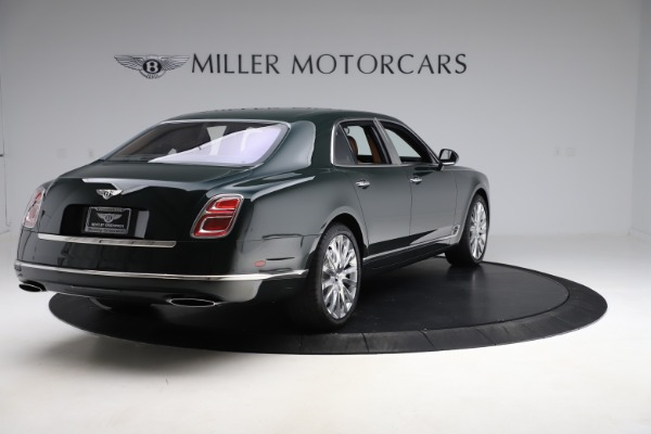 New 2020 Bentley Mulsanne V8 for sale $381,665 at Bentley Greenwich in Greenwich CT 06830 7