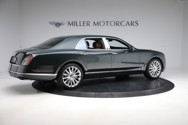 New 2020 Bentley Mulsanne V8 for sale $381,665 at Bentley Greenwich in Greenwich CT 06830 8