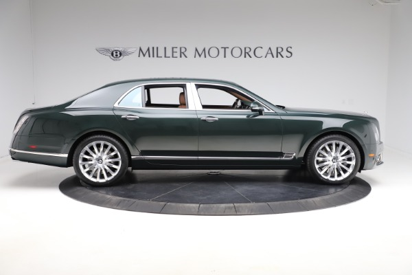 New 2020 Bentley Mulsanne V8 for sale $381,665 at Bentley Greenwich in Greenwich CT 06830 9