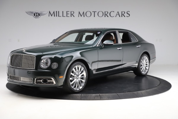 New 2020 Bentley Mulsanne for sale $384,865 at Bentley Greenwich in Greenwich CT 06830 1