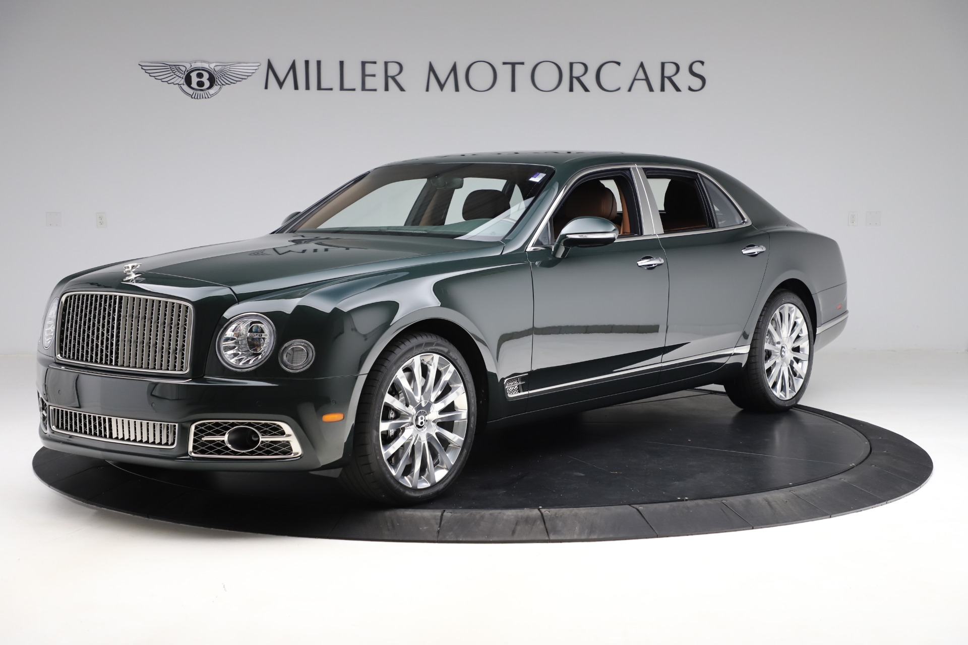 New 2020 Bentley Mulsanne V8 for sale $381,665 at Bentley Greenwich in Greenwich CT 06830 1