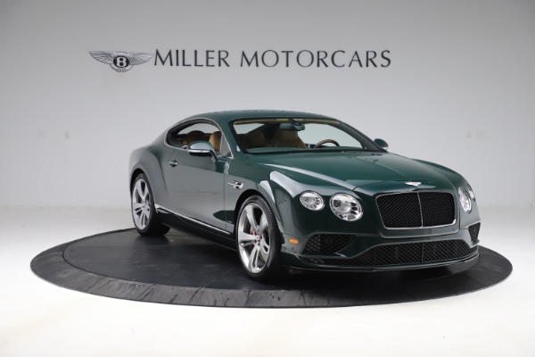Used 2017 Bentley Continental GT V8 S for sale $139,900 at Bentley Greenwich in Greenwich CT 06830 11