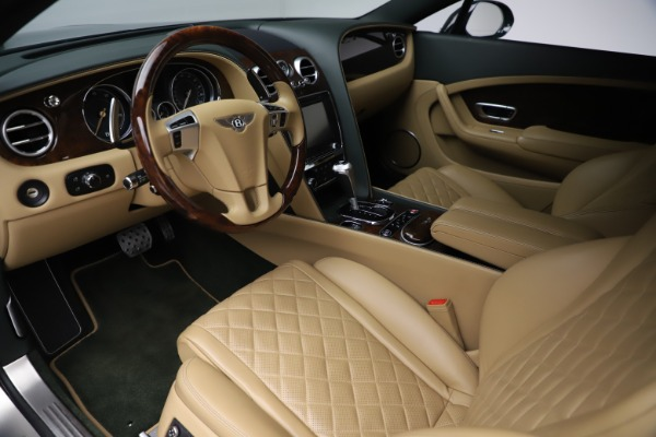 Used 2017 Bentley Continental GT V8 S for sale $139,900 at Bentley Greenwich in Greenwich CT 06830 17