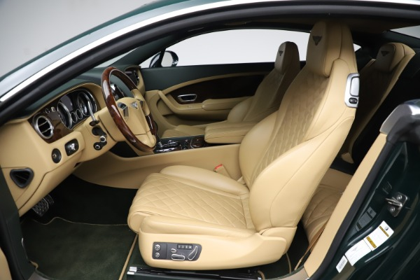 Used 2017 Bentley Continental GT V8 S for sale $139,900 at Bentley Greenwich in Greenwich CT 06830 18