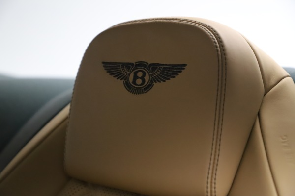 Used 2017 Bentley Continental GT V8 S for sale $139,900 at Bentley Greenwich in Greenwich CT 06830 21