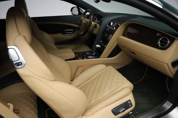 Used 2017 Bentley Continental GT V8 S for sale $139,900 at Bentley Greenwich in Greenwich CT 06830 24