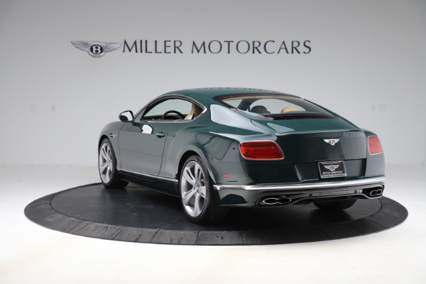 Used 2017 Bentley Continental GT V8 S for sale $139,900 at Bentley Greenwich in Greenwich CT 06830 5