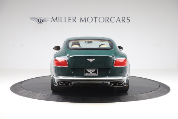 Used 2017 Bentley Continental GT V8 S for sale $139,900 at Bentley Greenwich in Greenwich CT 06830 6