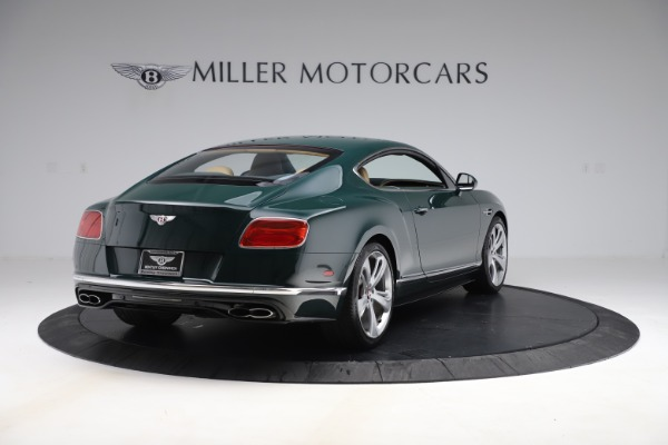 Used 2017 Bentley Continental GT V8 S for sale $139,900 at Bentley Greenwich in Greenwich CT 06830 7