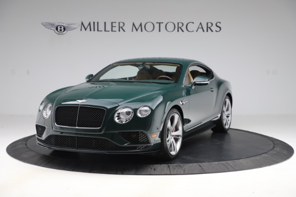 Used 2017 Bentley Continental GT V8 S for sale $139,900 at Bentley Greenwich in Greenwich CT 06830 1
