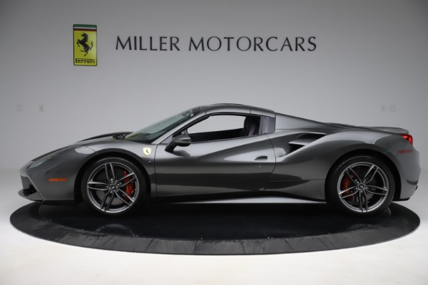 Used 2018 Ferrari 488 Spider for sale Sold at Bentley Greenwich in Greenwich CT 06830 14