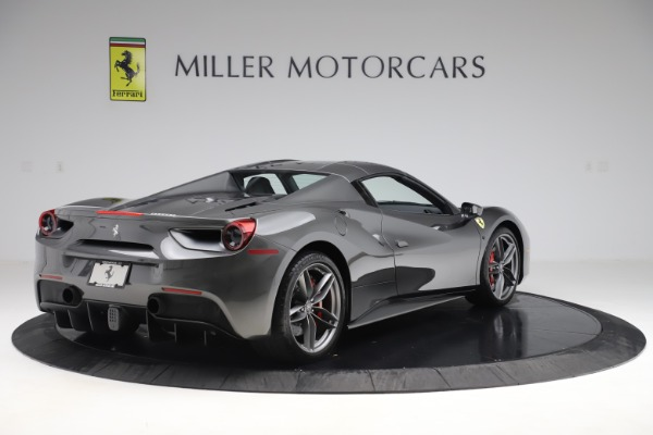 Used 2018 Ferrari 488 Spider for sale Sold at Bentley Greenwich in Greenwich CT 06830 16