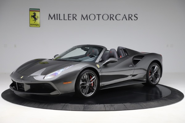 Used 2018 Ferrari 488 Spider for sale Sold at Bentley Greenwich in Greenwich CT 06830 2