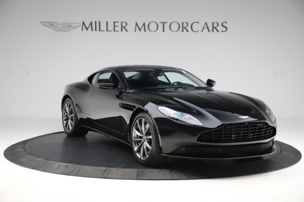 Used 2018 Aston Martin DB11 V8 for sale $139,900 at Bentley Greenwich in Greenwich CT 06830 10