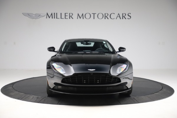 Used 2018 Aston Martin DB11 V8 for sale $139,900 at Bentley Greenwich in Greenwich CT 06830 11