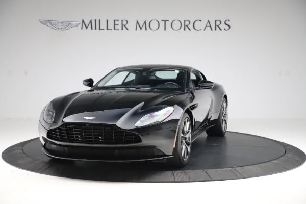 Used 2018 Aston Martin DB11 V8 for sale Sold at Bentley Greenwich in Greenwich CT 06830 12
