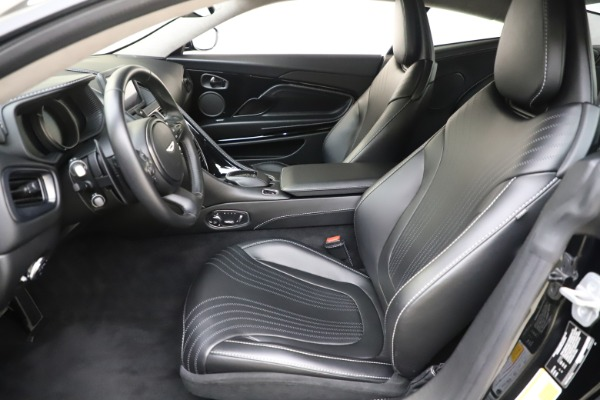 Used 2018 Aston Martin DB11 V8 for sale Sold at Bentley Greenwich in Greenwich CT 06830 13