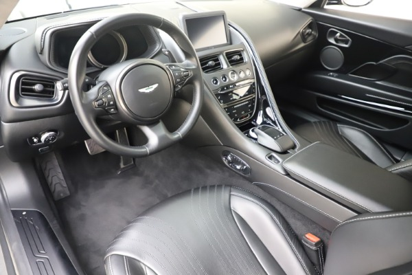 Used 2018 Aston Martin DB11 V8 for sale $139,900 at Bentley Greenwich in Greenwich CT 06830 14