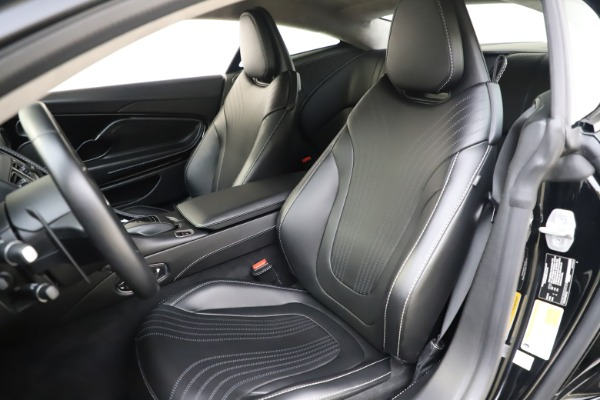 Used 2018 Aston Martin DB11 V8 for sale $139,900 at Bentley Greenwich in Greenwich CT 06830 15