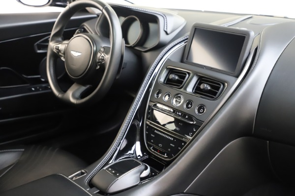 Used 2018 Aston Martin DB11 V8 for sale $139,900 at Bentley Greenwich in Greenwich CT 06830 18