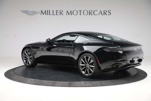 Used 2018 Aston Martin DB11 V8 for sale $139,900 at Bentley Greenwich in Greenwich CT 06830 3