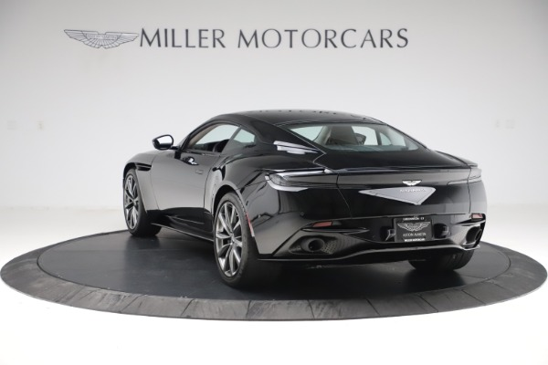Used 2018 Aston Martin DB11 V8 for sale Sold at Bentley Greenwich in Greenwich CT 06830 4