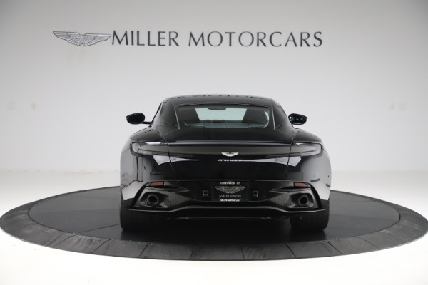 Used 2018 Aston Martin DB11 V8 for sale $139,900 at Bentley Greenwich in Greenwich CT 06830 5