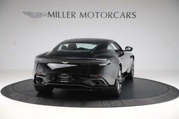 Used 2018 Aston Martin DB11 V8 for sale $139,900 at Bentley Greenwich in Greenwich CT 06830 6