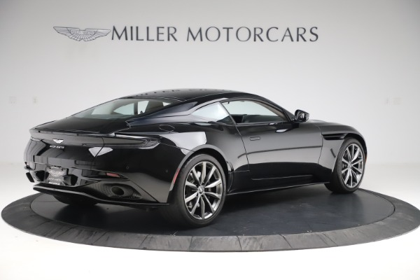 Used 2018 Aston Martin DB11 V8 for sale Sold at Bentley Greenwich in Greenwich CT 06830 7