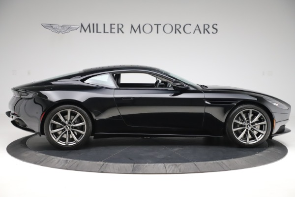 Used 2018 Aston Martin DB11 V8 for sale Sold at Bentley Greenwich in Greenwich CT 06830 8