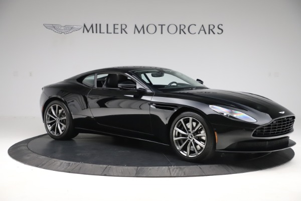 Used 2018 Aston Martin DB11 V8 for sale $139,900 at Bentley Greenwich in Greenwich CT 06830 9