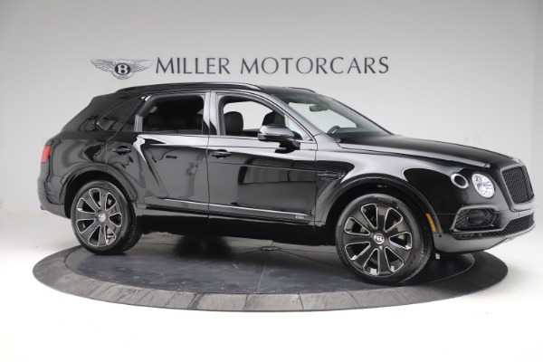 New 2020 Bentley Bentayga V8 Design Series for sale $216,860 at Bentley Greenwich in Greenwich CT 06830 10