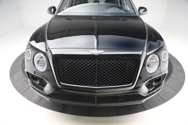 New 2020 Bentley Bentayga V8 Design Series for sale $216,860 at Bentley Greenwich in Greenwich CT 06830 13