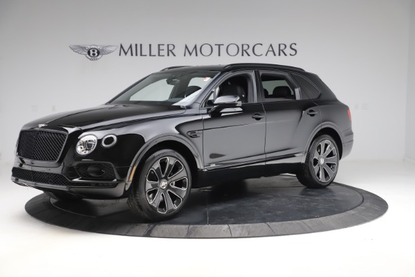 New 2020 Bentley Bentayga V8 Design Series for sale $216,860 at Bentley Greenwich in Greenwich CT 06830 2