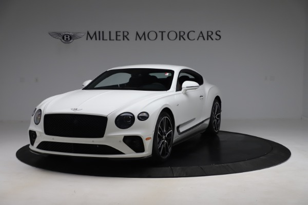 New 2020 Bentley Continental GT V8 for sale Sold at Bentley Greenwich in Greenwich CT 06830 1
