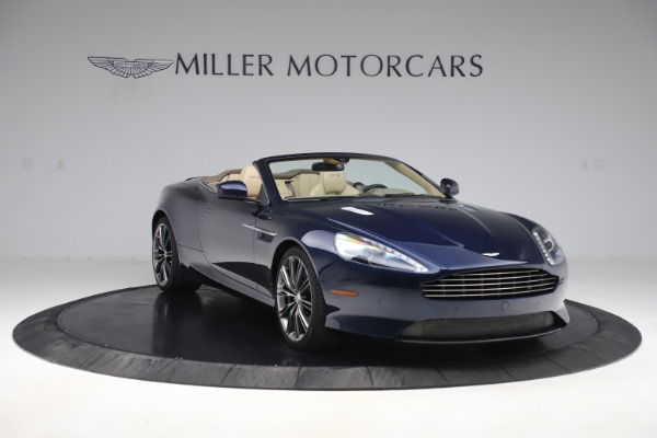 Used 2014 Aston Martin DB9 Volante for sale Sold at Bentley Greenwich in Greenwich CT 06830 11