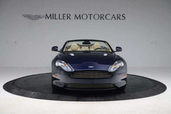 Used 2014 Aston Martin DB9 Volante for sale Sold at Bentley Greenwich in Greenwich CT 06830 12