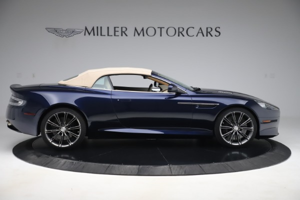 Used 2014 Aston Martin DB9 Volante for sale Sold at Bentley Greenwich in Greenwich CT 06830 17